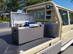 KOOKABOX - Portable Camp Kitchen 3